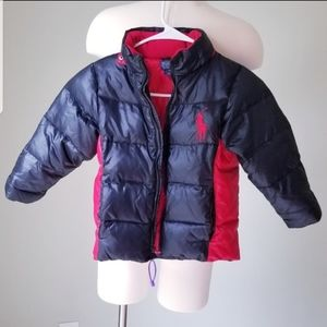 POLO by Ralph Lauren Dawn Feather Puffer